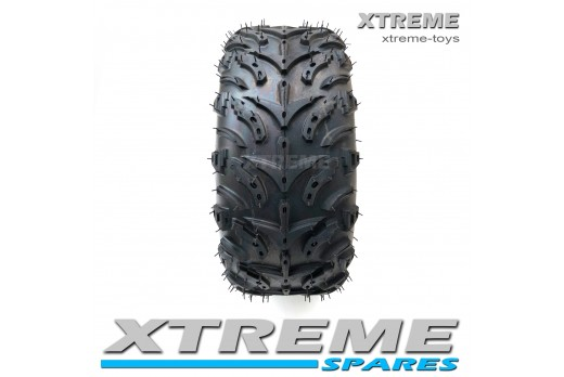 XTM RACING QUAD BIKE TUBELESS TYRE  14 X 5 - 6