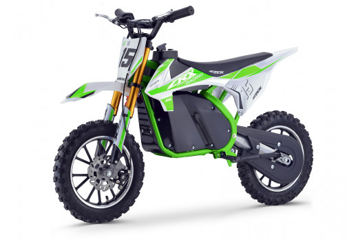 XTM CRX 36V 500W ELECTRIC DIRT BIKE GREEN