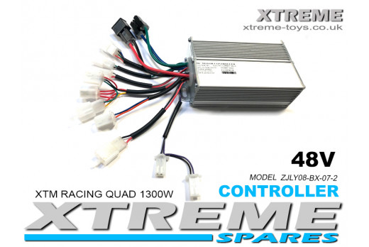 ELECTRIC XTM RACING QUAD BIKE SPEED CONTROLLER 48V 1300W ATV