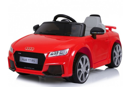 Xtreme 12v Official Licensed Audi TT RS Ride on Car in Red