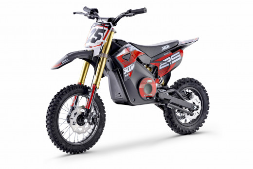 XTM MX-PRO 48V 1300W LITHIUM DIRT BIKE RED