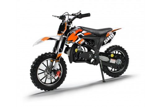 XTM PRO-RIDER 50cc DIRT BIKE ORANGE