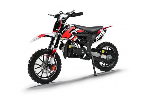 XTM PRO-RIDER 50cc DIRT BIKE RED
