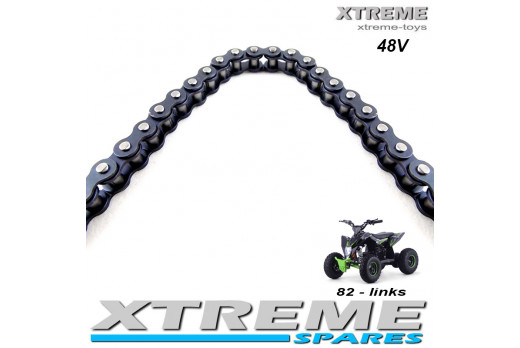 XTM RACING 48V 1300W QUAD NEW CHAIN 82 LINK 219H