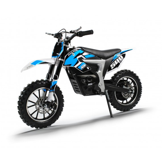 XTM PRO-RIDER 24V 500W DIRT BIKE BLUE