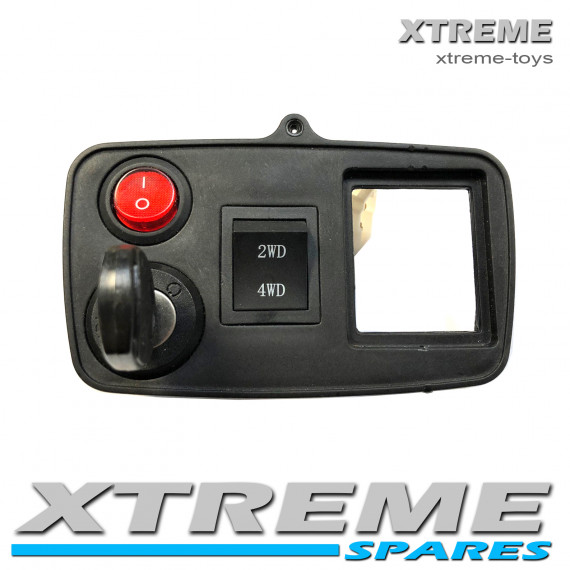 24V RIDE ON UTV MX JEEP REPLACEMENT IGNITION POWER SWITCH UNIT
