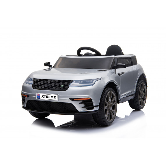 Xtreme 12V  RR Sport Ride on Electric Car Silver