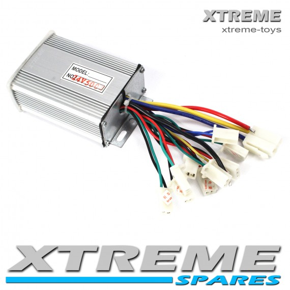 ELECTRIC XTM MINI DIRT BIKE SPEED CONTROLLER / 24v 500W ATV / QUAD