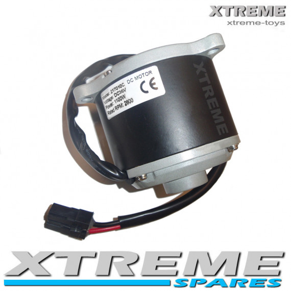 XTREME ELECTRIC XTM MX-PRO 36V 1100W REPLACEMENT MOTOR