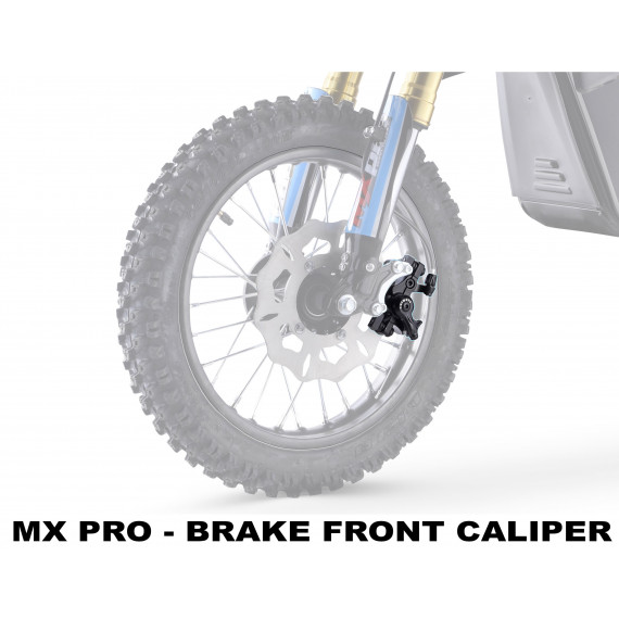 XTREME ELECTRIC XTM MX-PRO 36V REPLACEMENT FRONT BRAKE CALIPER