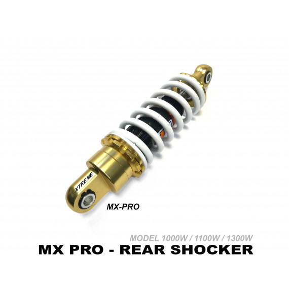 XTREME ELECTRIC XTM MX-PRO 36V REPLACEMENT REAR SHOCKER