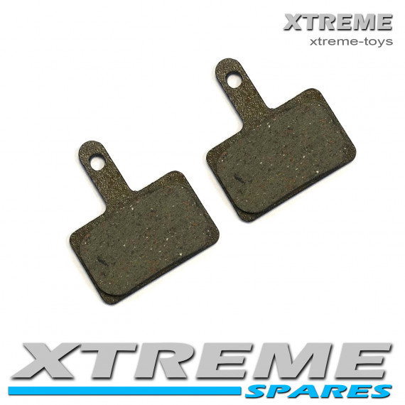 XTREME ELECTRIC XTM MX-PRO REPLACEMENT BRAKE PADS
