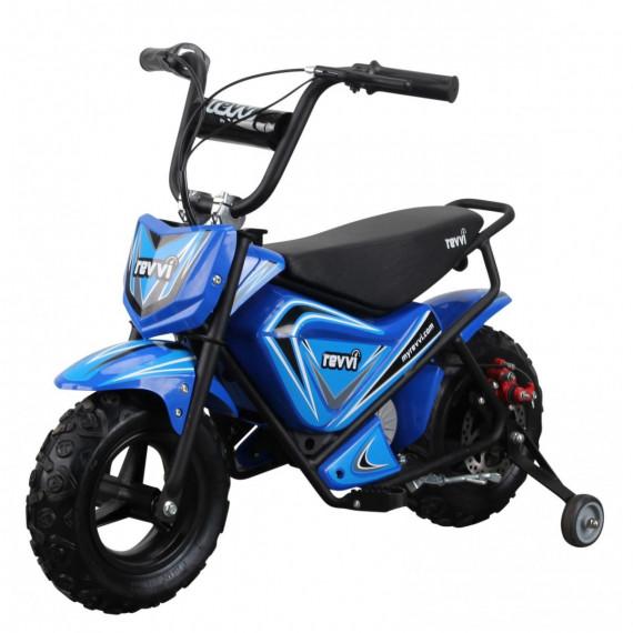 XTREME REVVI 250w FUN BIKE BLUE