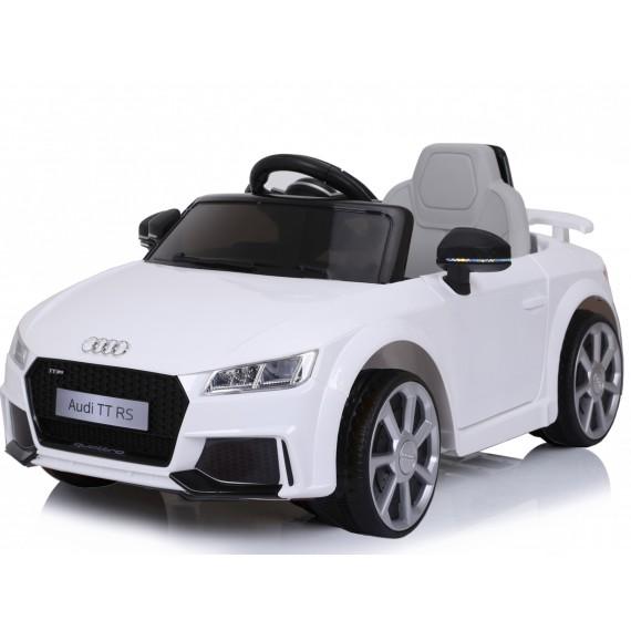 Xtreme 12v Official Licensed Audi TT RS Ride on Car in White