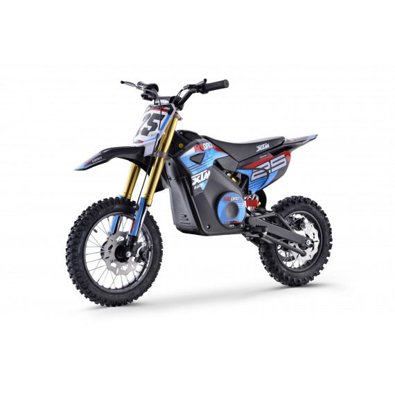 XTM MX-PRO 36V 1100W LITHIUM DIRT BIKE BLUE