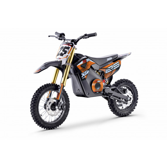 XTM MX-PRO 36V 1100W LITHIUM DIRT BIKE ORANGE