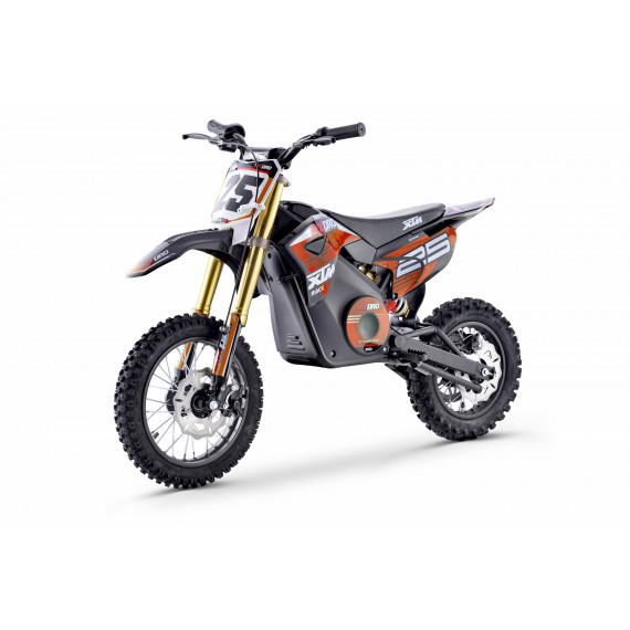 XTM MX-PRO 48V 1300W LITHIUM DIRT BIKE ORANGE