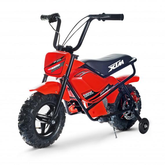 XTREME XTM MINIBIKE 24V 250W RED