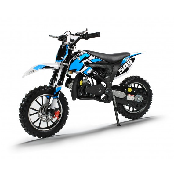 XTM PRO-RIDER 50cc DIRT BIKE BLUE