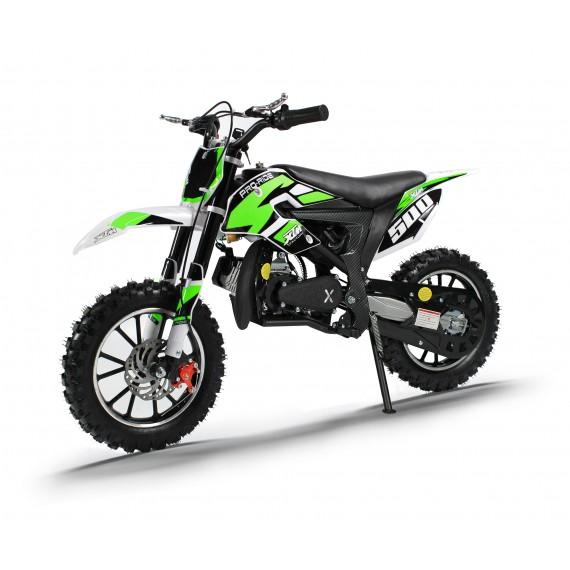 XTM PRO-RIDER 50cc DIRT BIKE GREEN