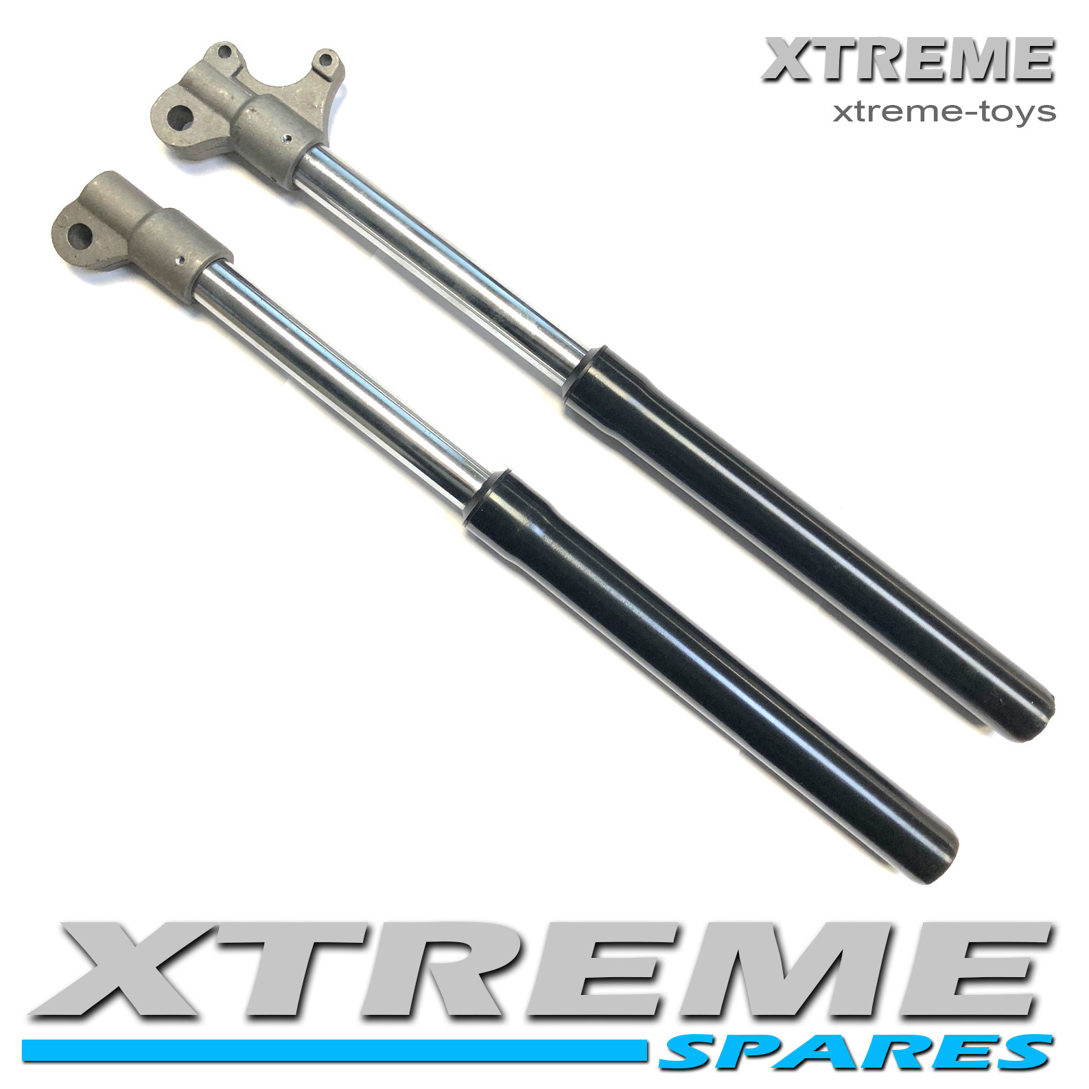 XTM PRO-RIDER COMPLETE REPLACEMENT FRONT FORK SHOCKER SET
