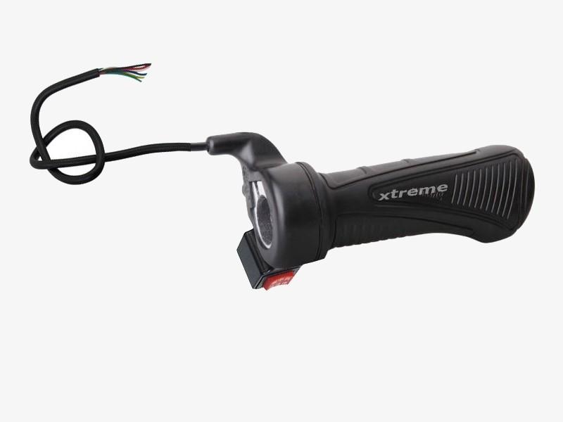 ELECTRIC MINI QUAD DIRT BIKE TWIST THROTTLE 36v 500w / 800w ATV
