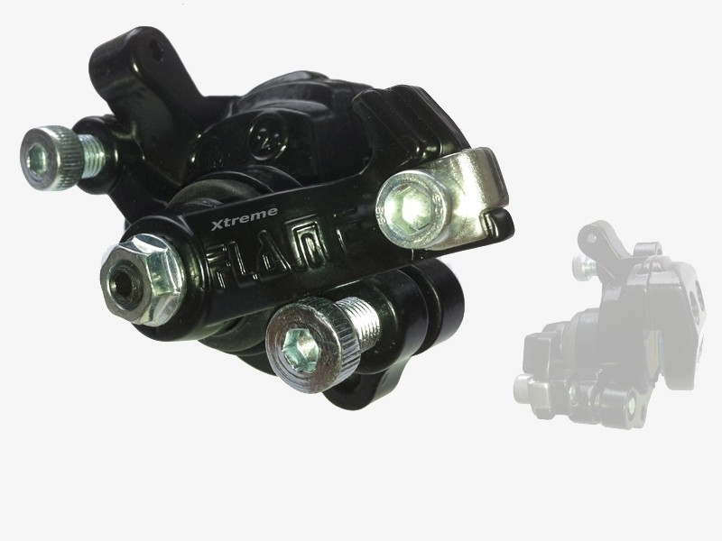 EVO PETROL SCOOTER / GO PED / MOTORBOARD NEW REAR BRAKE CALIPER