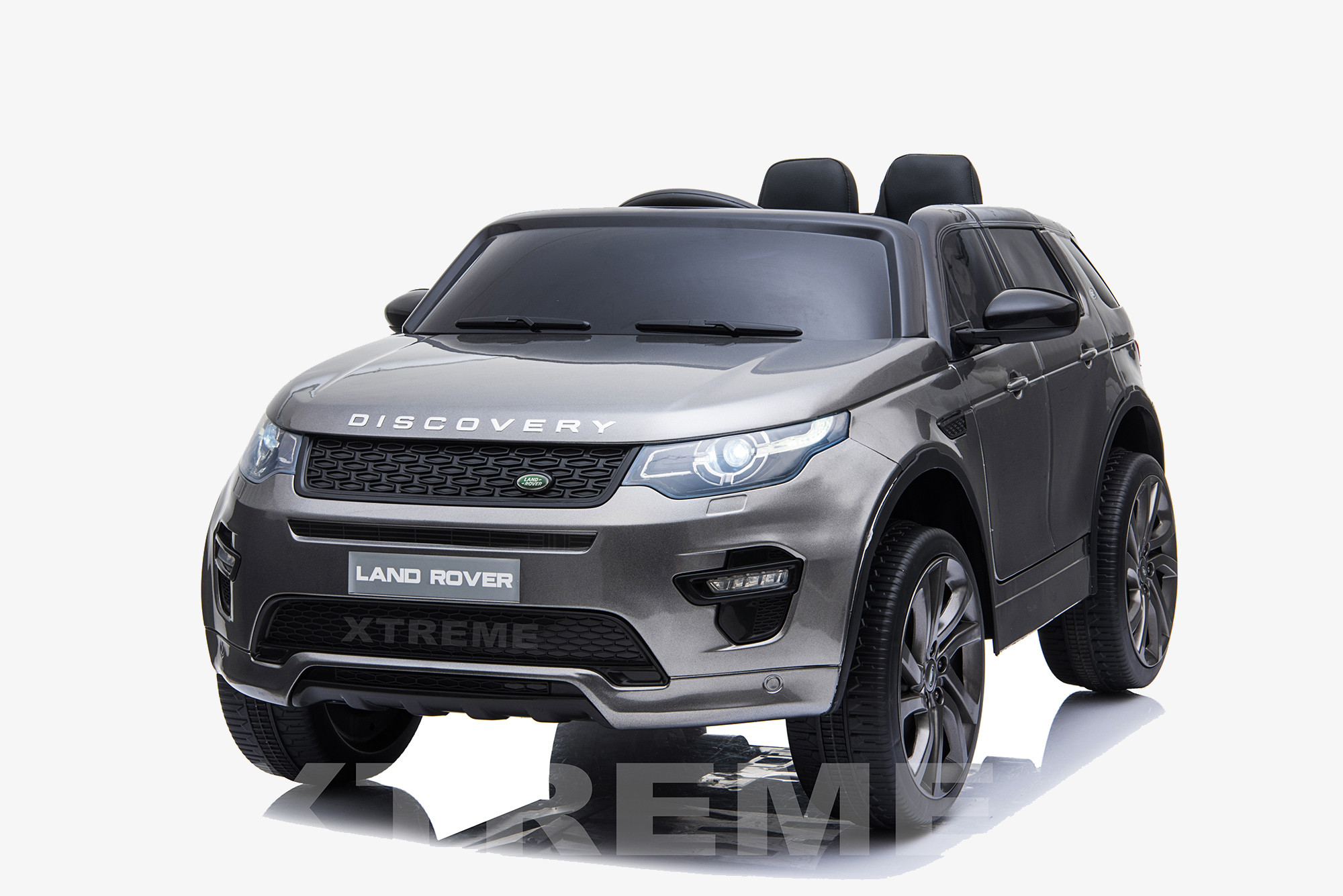 Xtreme 12V Licensed Land Rover Discovery Sport Ride on Electric Car Corris Grey