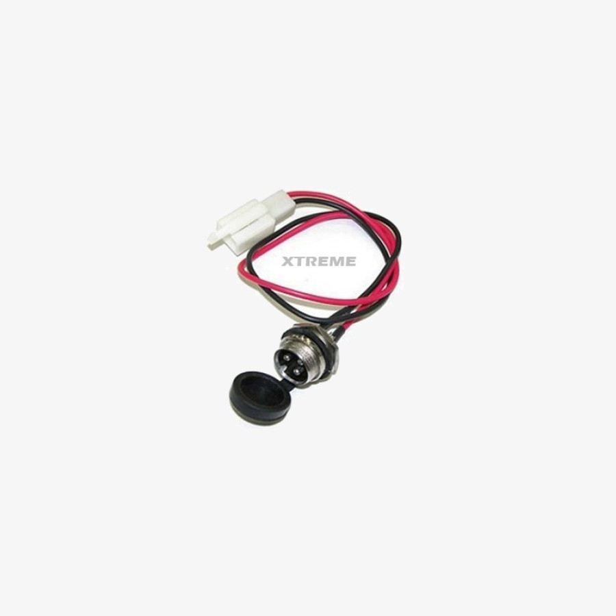 ELECTRIC MINI QUAD / SCOOTER / DIRT BIKE 36V CHARGER POINT CONNECTOR 500w - 800w