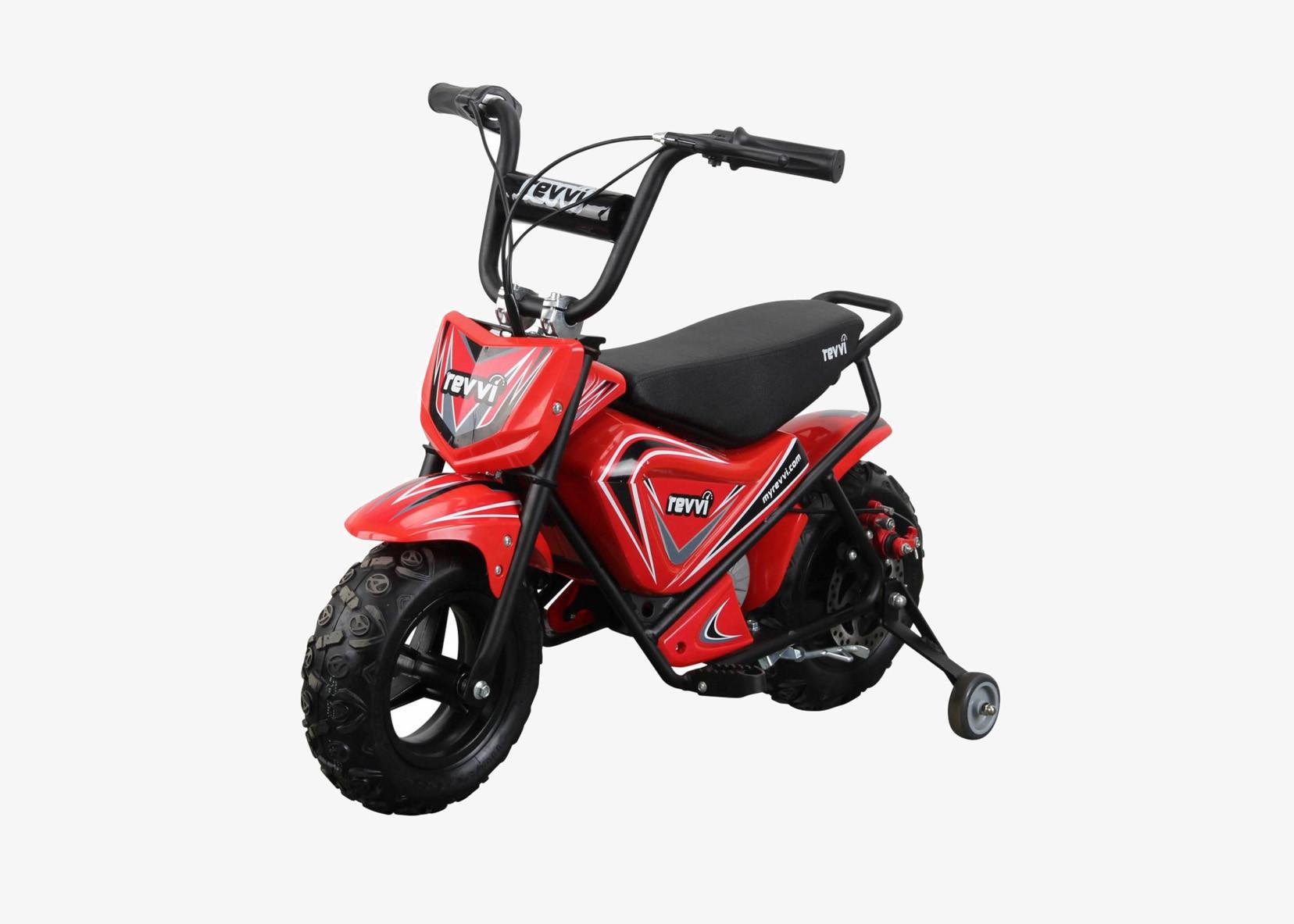 XTREME REVVI 250w FUN BIKE RED