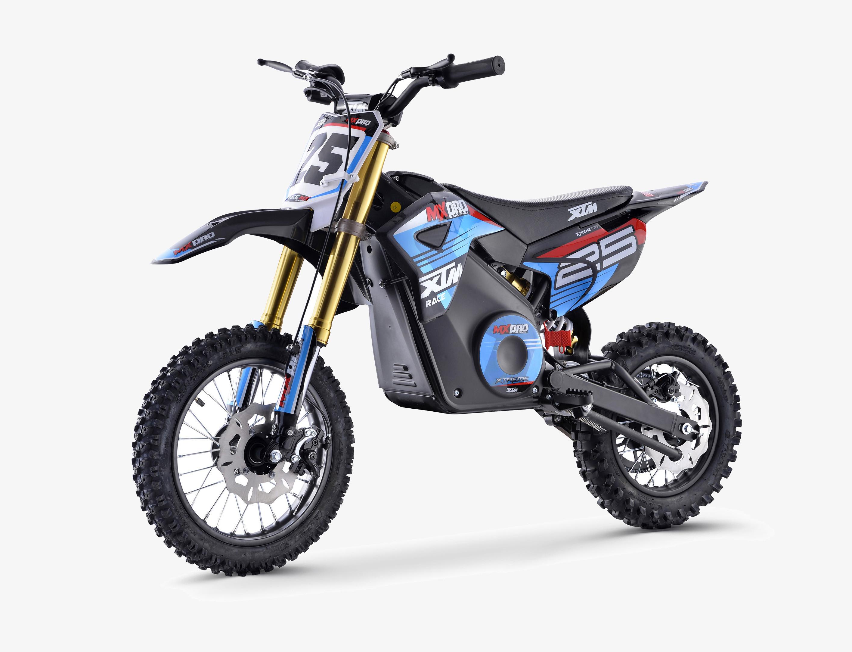 XTM MX-PRO 36V 1000W DIRT BIKE BLUE