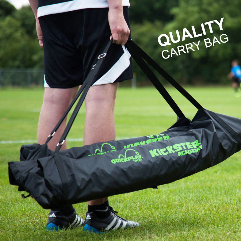Includes QuickPlay Carry Bag
