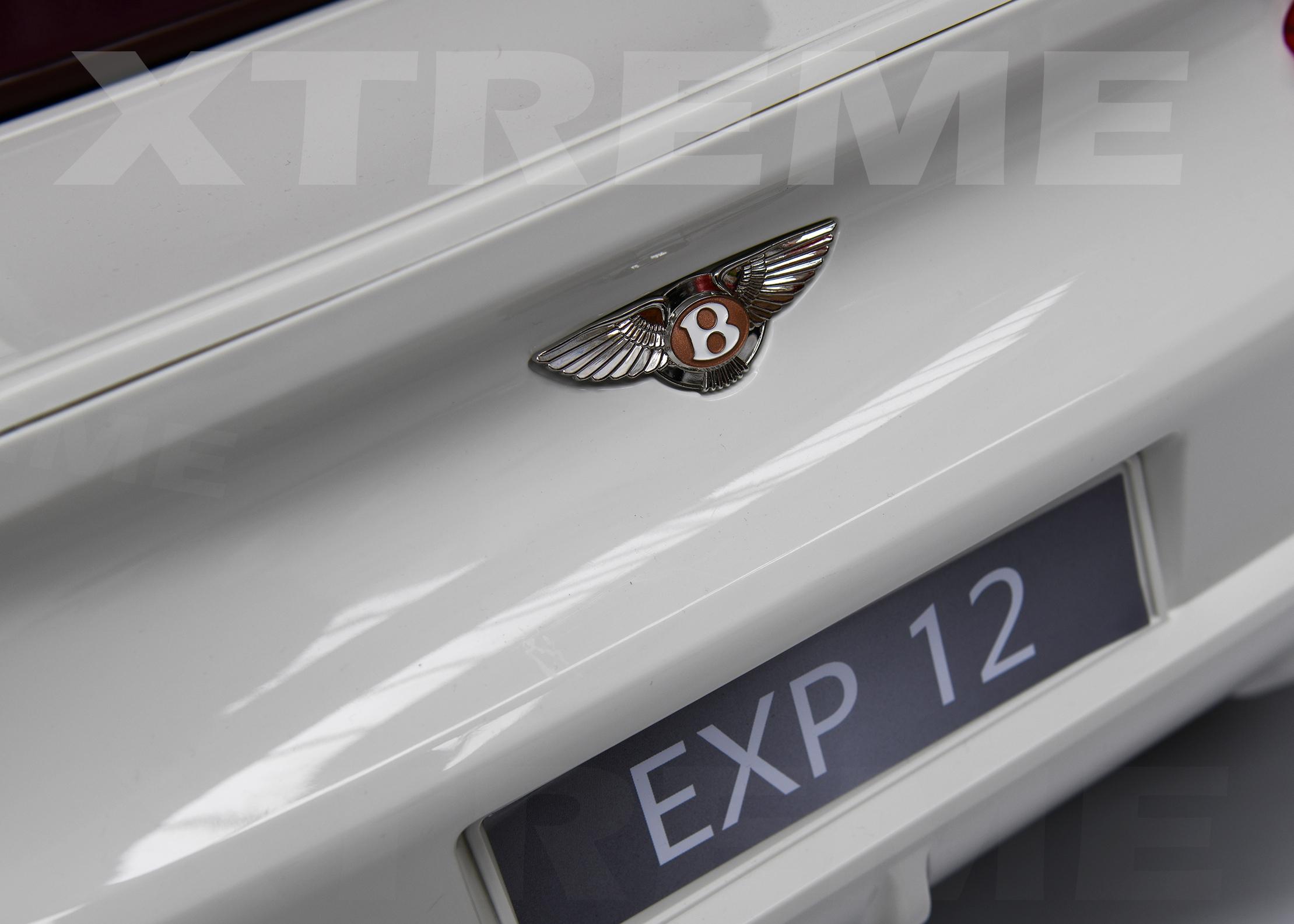 Bentley Badges