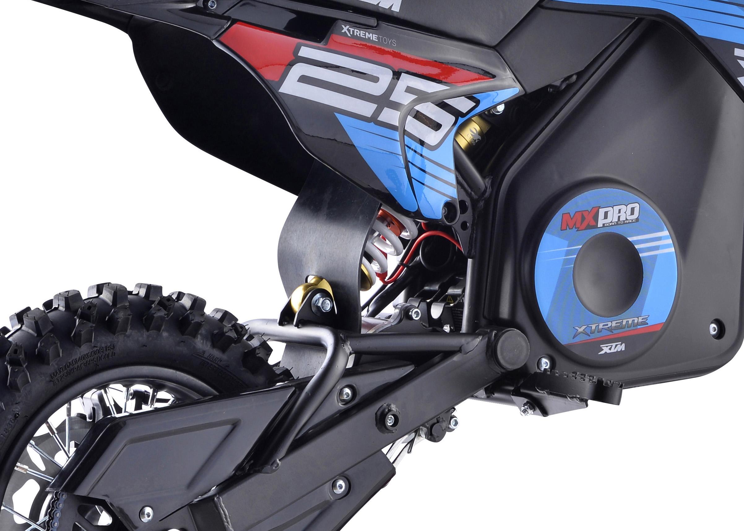 Rear Adjustable Suspension