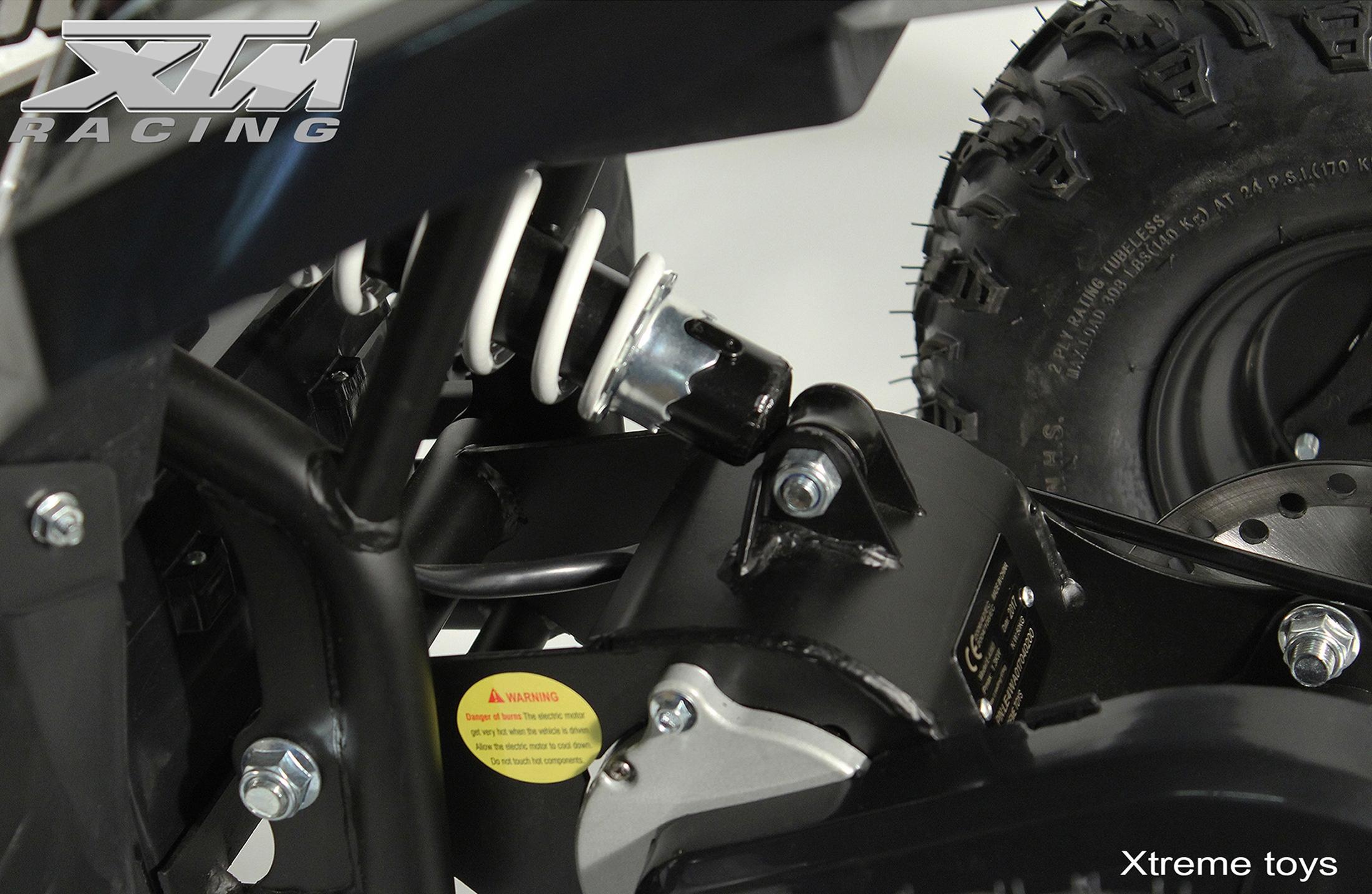 Rear Hydraulic Brakes