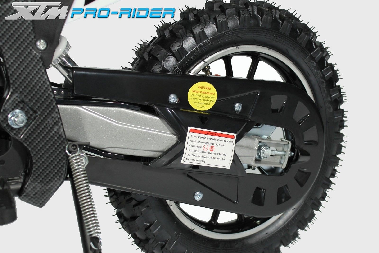 Fully Enclosed Chain Guard
