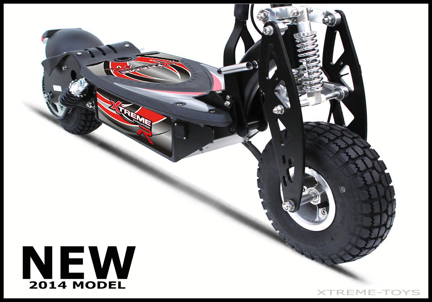 Xtreme Evo 1000w Electric Scooter 48v Xtreme Toys