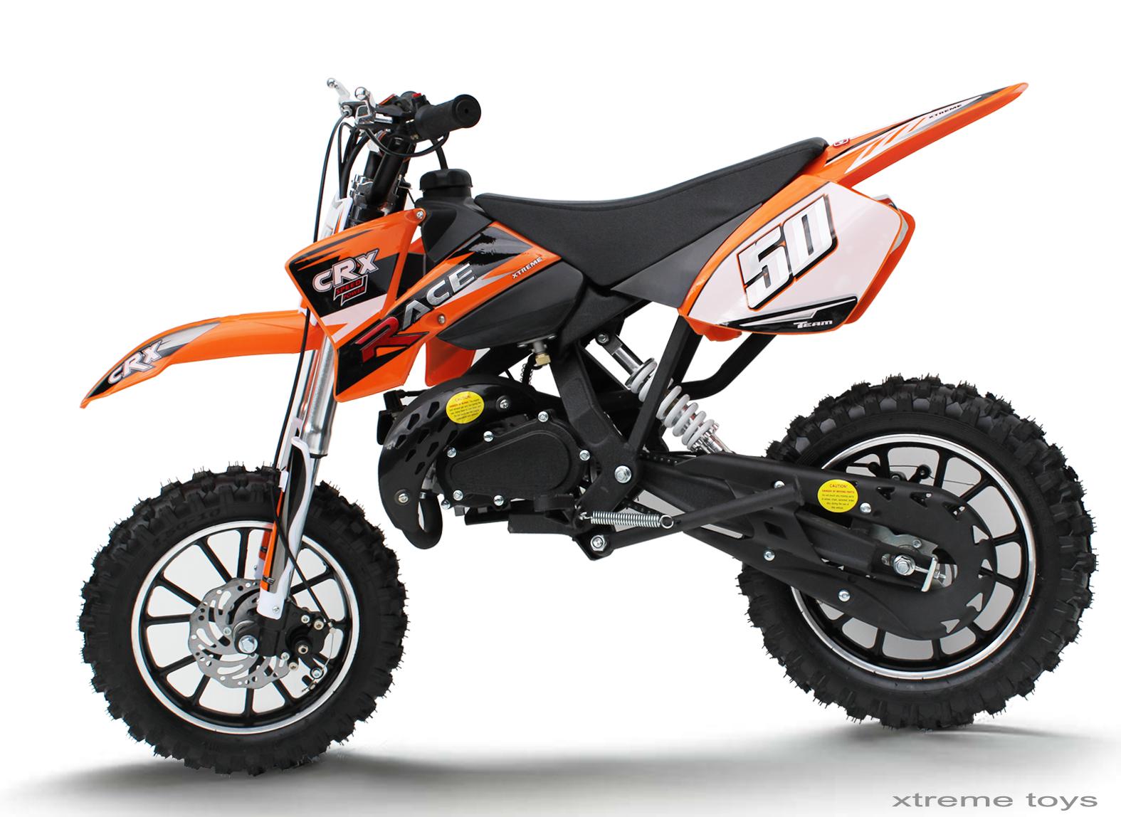 Suzuki Cc Dirt Bike