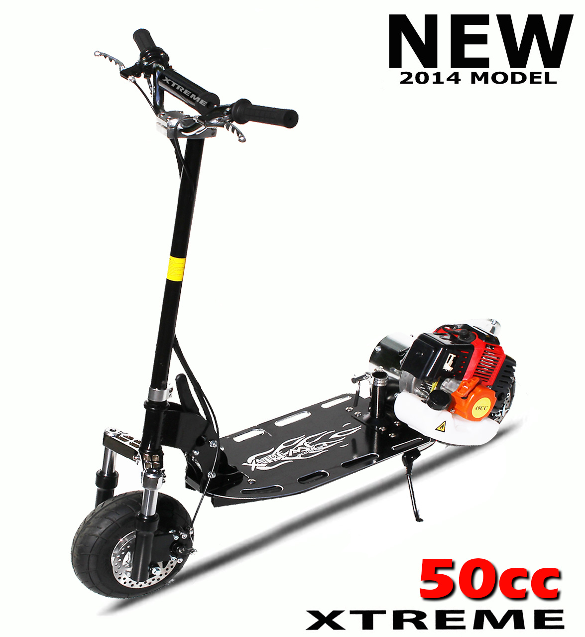 xtreme 50cc petrol scooter xtreme toys. Black Bedroom Furniture Sets. Home Design Ideas