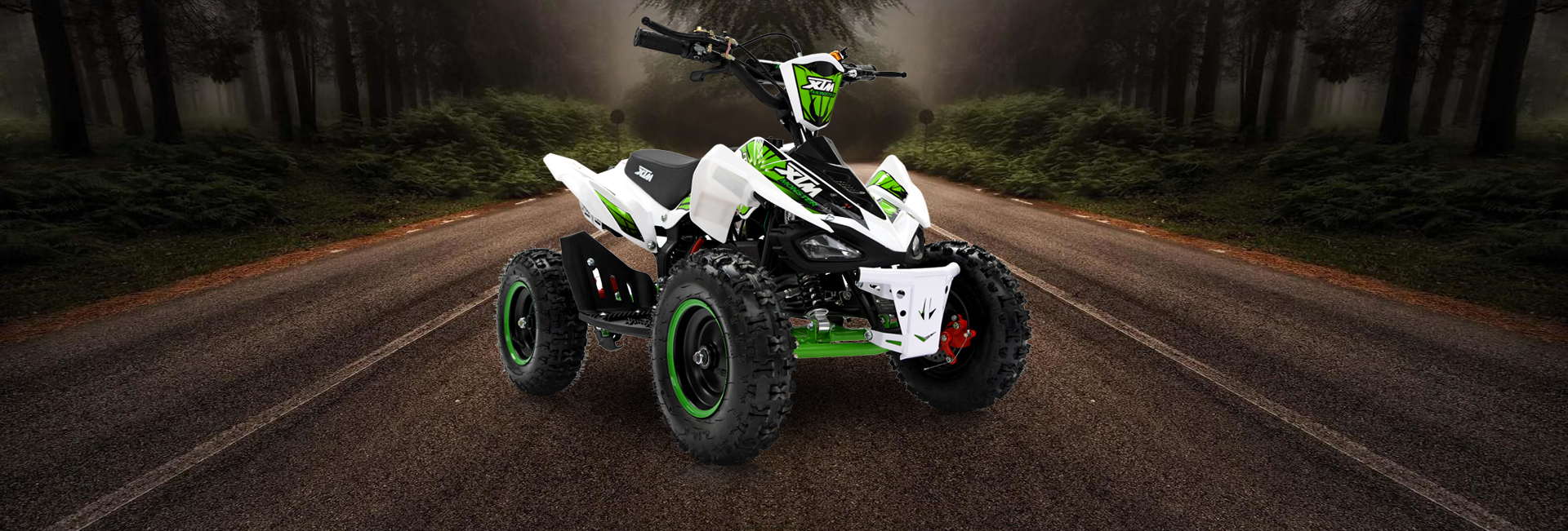Monster Quad Bikes